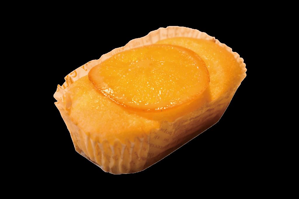 ゆずとネーブルオレンジケーキ