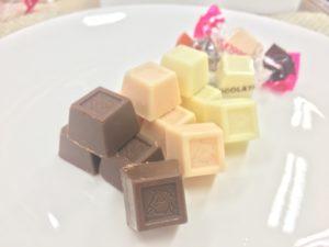 米粉チョコレート